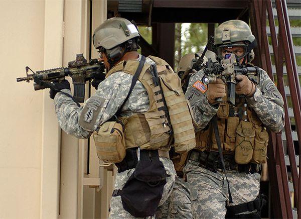 米軍の特殊部隊