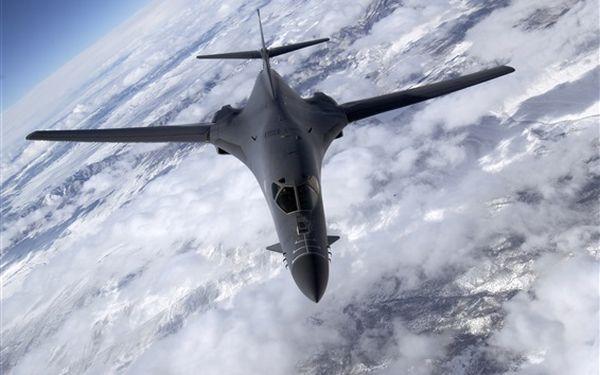 米戦略爆撃機B1B「ランサー」