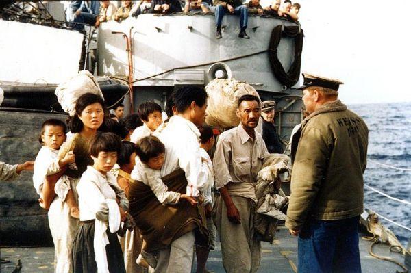 未曽有の規模の「難民」 予想される朝鮮半島の「難民」