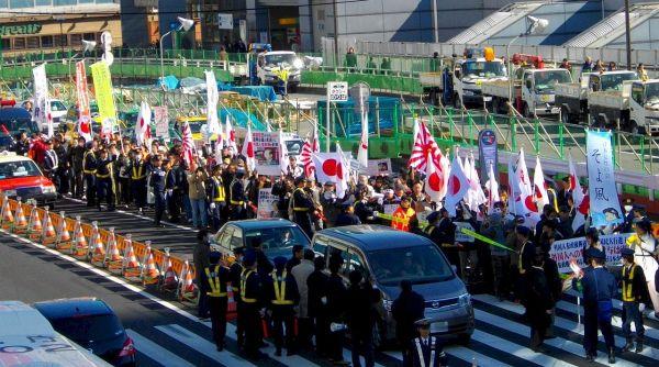 在日特権を許さない市民の会は、日本の市民団体である。略称は在特会。在日韓国・朝鮮人に対する入管特例法などを在日特権と定義し、その廃止を目的として設立された