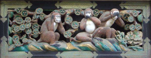 中国, これから米軍いっさいの北朝鮮に対しての軍事行動も「三匹の猿」態度を取る !...「見ざる ! 聞かざる ! 言わざる !」
