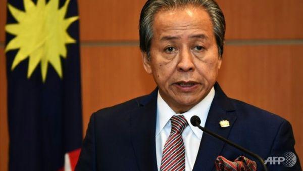 マレーシアのアニファ外相