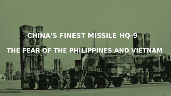 フィリピンとベトナムの悪夢.....移動式のミサイル....HQ-9