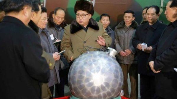 1トン程度までに小型化するの核弾頭