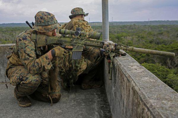 金正恩『斬首作戦』.....米軍の狙撃兵
