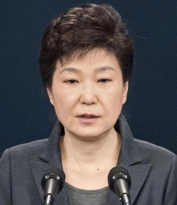 韓国の朴槿恵大統領, 罷免 ! 失職した !