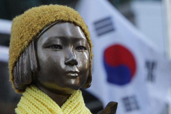 韓国...彼らは世界の終わりまでもただ一つの問題しか持たない......でっち上げの慰安婦問題