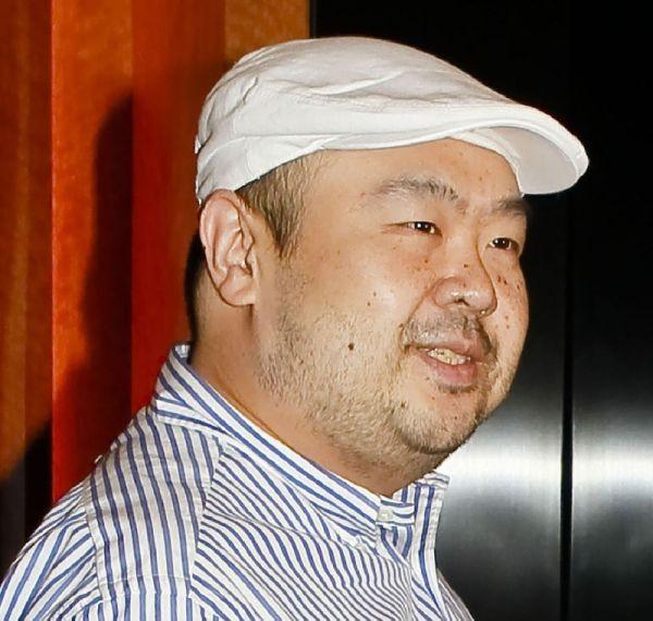 金正男氏殺害事件