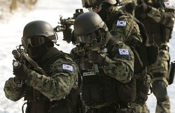 韓国の陸軍特殊部隊