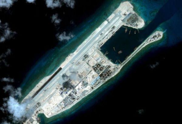 ファイアリークロス礁