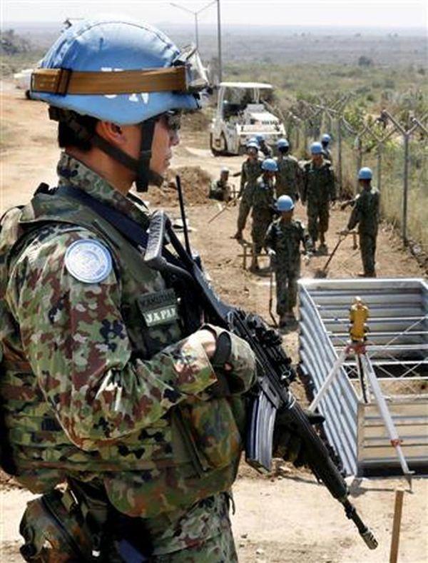 南スーダンからの撤収は現地情勢だけが理由ではなさそうだ(共同)