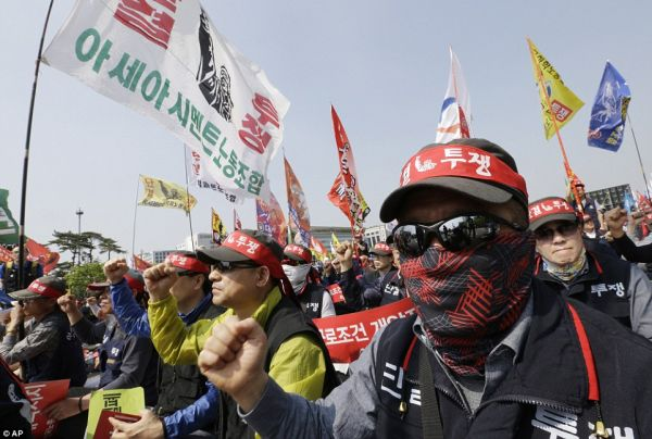 韓国の左翼労働組合