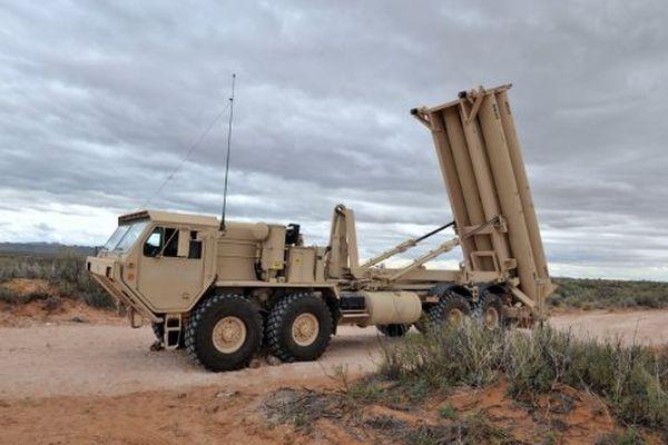 高高度防衛ミサイル「THAAD」の配備延期