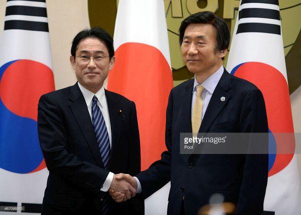 2015年の日韓合意, 両政府の間で合意したの「慰安婦」女像撤去