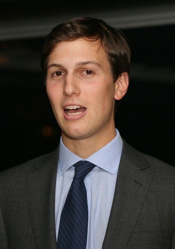 トランプ大統領娘婿のジャレッド・クシュナー