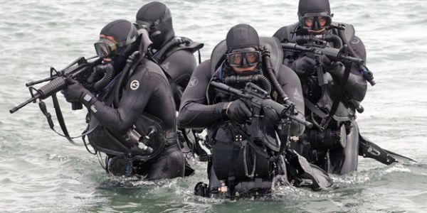 米海軍特殊部隊「Navy SEALs」
