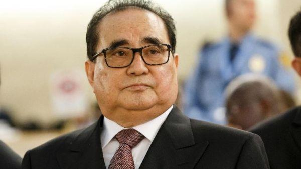 急に...北朝鮮外相 :『だめ ! だめ ! すべての合意無効 ! 無効 !』