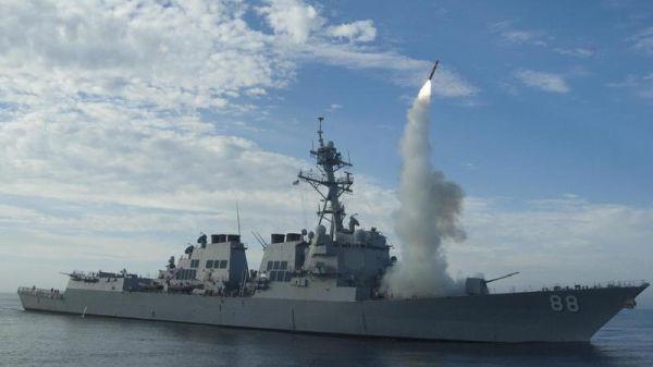 核攻撃型トマホーク巡航ミサイル