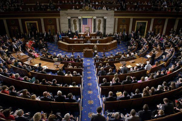 上下両院議員への説明