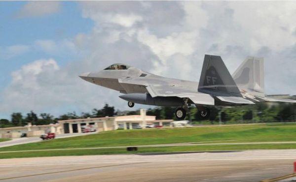 美軍F-22唯一駐外基地——美國空軍嘉手納基地