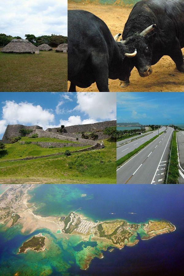うるま市は、日本の沖縄県に属し、沖縄本島中部に所在する市である。