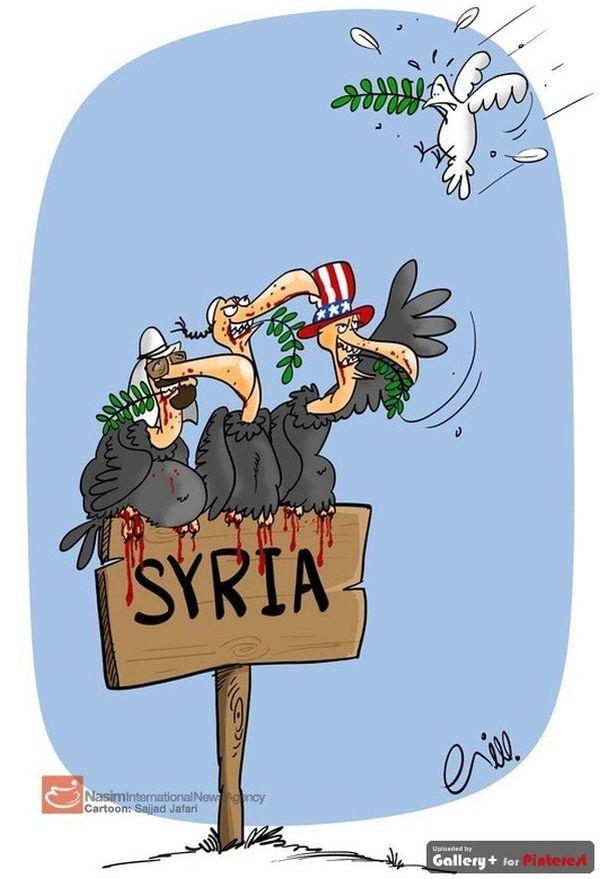 「思いつきで薄っぺら」? アメリカ軍がシリアにミサイル攻撃 = 心血来潮 ?
