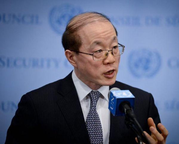 中国・劉結一国連大使は「今の状況で、なぜ(北朝鮮と)対話ができないのかわからない」 この馬鹿国連大使, まだ対話を主張する ! 悪国との対話諦めた方がいいよ....馬鹿野郎 !