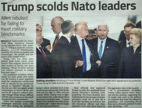 世界中で話題になっている, シンガポールとマレーシアの英語新聞のニュース