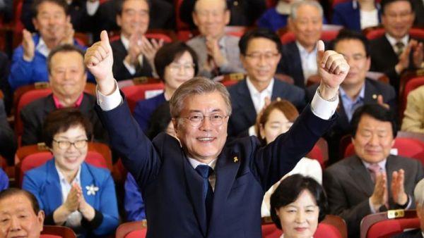 今日から....韓国初の「反米亲朝亲中」政権の登場
