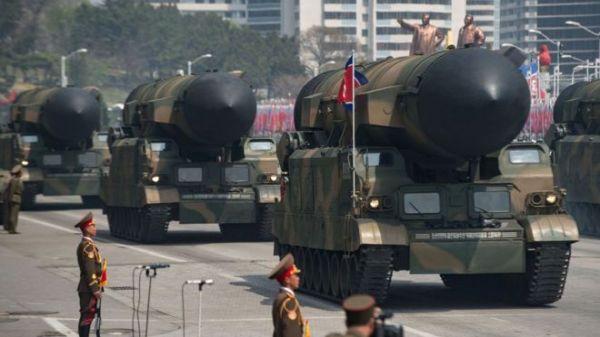 北朝鮮の「核・ミサイル」