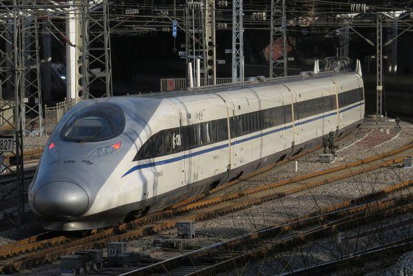 中国提案したのCRH380A