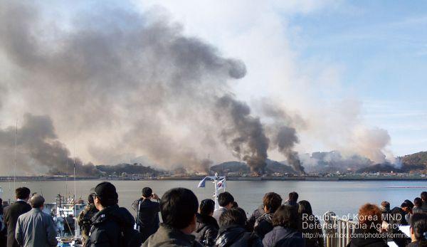 延坪島砲撃事件は、2010年11月23日に大延坪島近海で起きた朝鮮人民軍と大韓民国国軍による砲撃戦と、それを発端とする朝鮮民主主義人民共和国・大韓民国間の緊張の高まりなどの一連の事件のことである