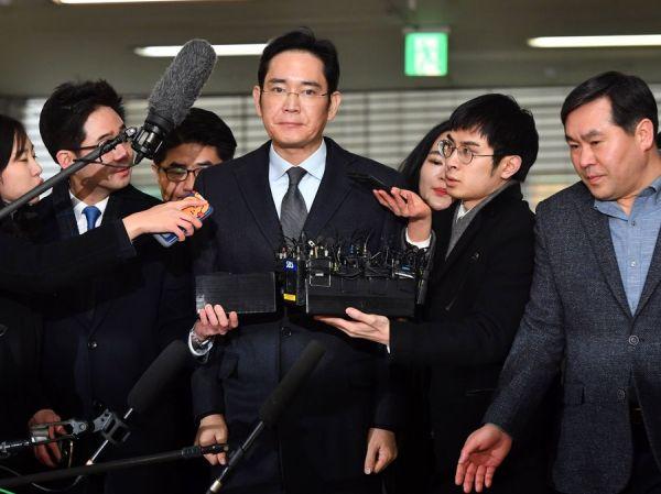 韓国は未だに財閥支配で縦方向の秩序が固まっている....サムスン財閥