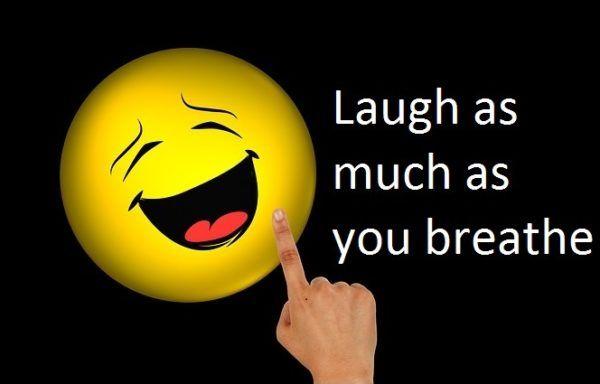 笑いものになる