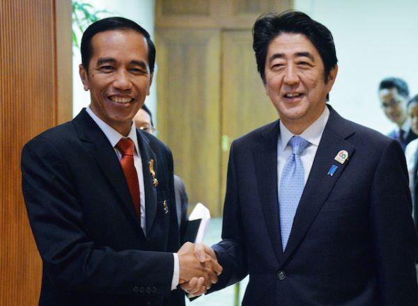 インドネシア政府はここにきて一転、日本に秋波を送っている