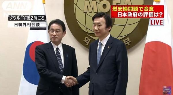 両国間で約束したの合意, 「朝鮮人」もいつものように簡単に破った