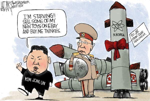 金王朝 =「核保有国」, これが彼らの憲法に明確に述べられている