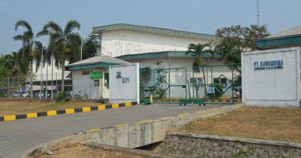 日系製造工場.... 川島エンジニアリングプラスチックインドネシア