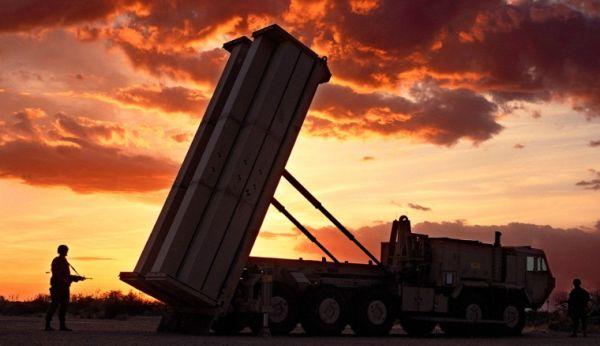 米国が韓国での日没ビジネス ! 「戦域高高度防衛ミサイル」....解体 ! Oops !