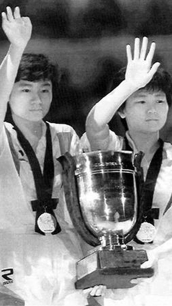 最高の成績を収めた1991年世界卓球選手権