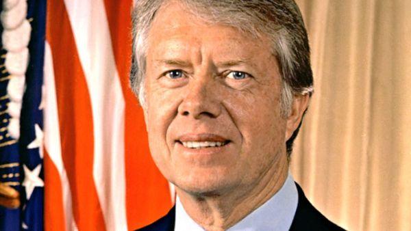 カーター元大統領