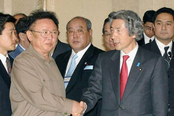 小泉純一郎元首相と北朝鮮の大悪魔