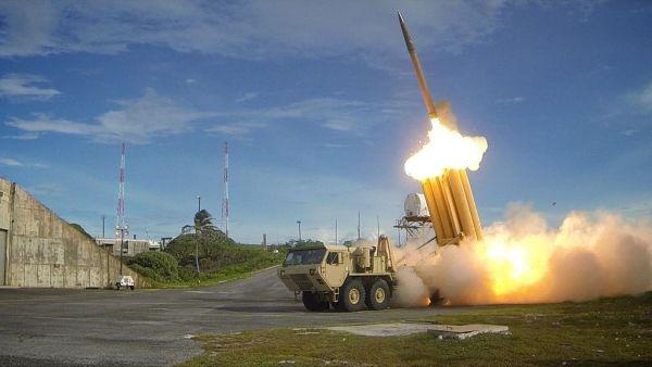 米軍の高高度防衛ミサイル(THAAD)なしに....