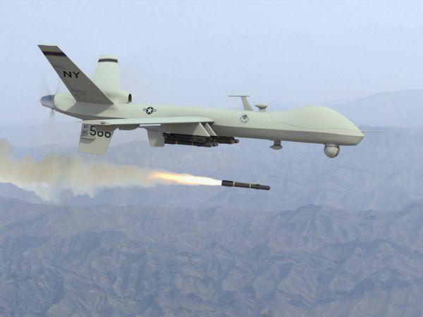 無人戦闘攻撃機