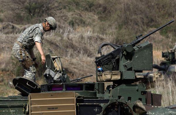 米韓関係が冷え込めば、在韓米軍関係者は脱出を急ぐ
