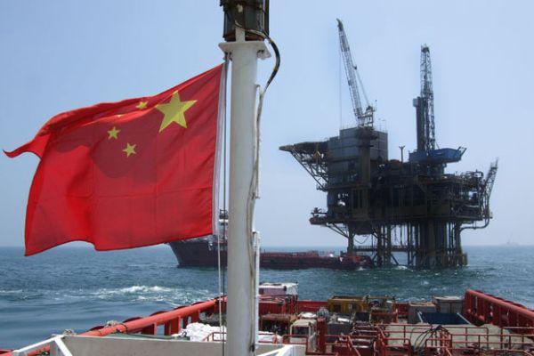 北朝鮮の原油、石油, 99.99 % 共産中国が提供され