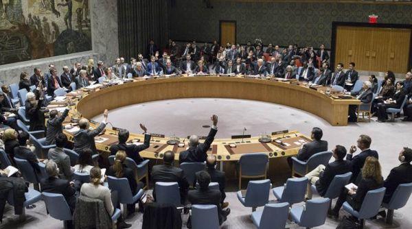 北朝鮮への大幅な制裁強化に同意するの国連安全保障理事会