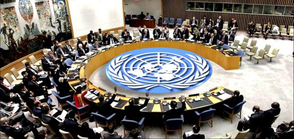 年間365日間も国連安保理の「北」ICBMで緊急集会! いひひひ ! オホホホ ! ワハハハ !