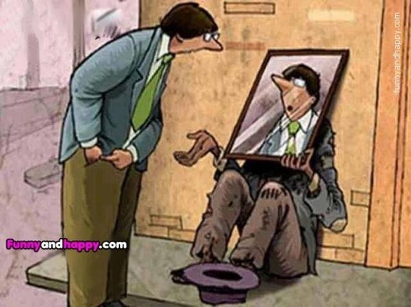国際的な乞食....恥ずかしや !!!!!!