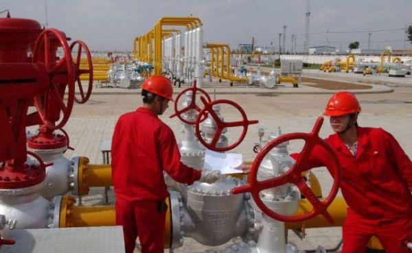 中国の原油